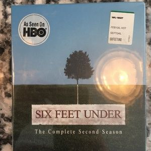 Other - NEW! Six Feet Under The Complete Second Season